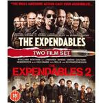 The Expendables 1+2 (Blu-ray) (Import)