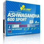 Olimp Nutrition Ashwagandha 600, 60 kapsl.