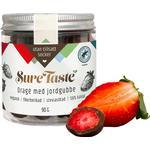 Sure Taste Chokladdragé Jordgubbe 90 g