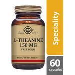 Solgar L-Theanine, 150mg, 60 Capsules