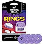 KontrolFreek Precision Rings   Aim Assist Motion Control for PlayStation 4 (PS4), PlayStation 5 (PS5), Xbox One, Xbox Series X, Switch Pro & Scuf Controller   Purple
