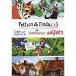 Pettson & Findus x 3