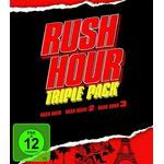 Rush Hour / Rush Hour 2 / Rush Hour 3 (ej svensk text 2 & 3) (Blu-ray)