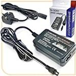 PremiumDigital Compatible With Sony Handycam HDR-CX450 Power Adapter