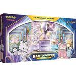Pokemon Box: Kanto Powers Collection - Mewtwo-EX & Slowbro-EX - 10 Evolutions Boosters, 2 Promos & Oversize-kort