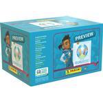 SLÄPPTA 2020 (De gamla med andra ord) Box (120 Paket), Panini Stickers Euro 2020 Preview