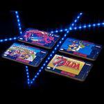 Concept Entartainment Super Nintendo Spel Underlägg 4-Pack