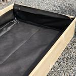 Weibulls Barkduk för pallkrage 100 x 140 4-p