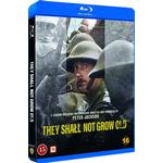 They shall not grow old Filmer THEY SHALL NOT GROW OLD (Blu-Ray)