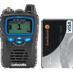Lafayette Smart 155 MHz Superpaket Bluetooth