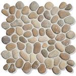 Mosaik sten cream 30x30x1,4cm
