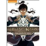 Legend Of Korra - The Complete Series