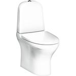 Gustavsberg estetic 8300 wc hygienic flush Toalettstolar WC-stol Estetic 8300 med SC/QR sits 680x370x855 vit