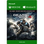 Gears of War 4 Standard Edition - XOne PC Windows