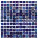 Mosaik lustre ocean 2,5x2,5cm