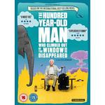 Who climbed out the window and disappeared Filmer The 100-Year-Old Man Who Climbed Out The Window And Disappeared (DVD)
