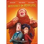 Coraline och spegelns hemlighet dvd filmer Mysteriet Om Herr Länk