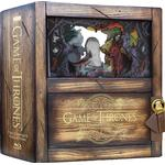 Game Of Thrones S1-S8 (Complete Collection) Limited Edition Boxset - Blu ray