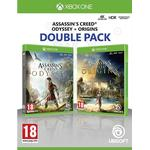 Gods own country Xbox One-spel Assassin's Creed Origins + Odyssey Double Pack Xbox One Game