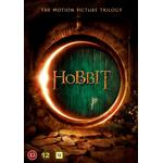 Hobbit filmtrilogin Hobbit - Filmtrilogin (3-disc)