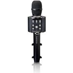 Lenco BMC-090, Karaokemikrofon, 2404 - 2480 hz, Kabel & Trådlös, Bluetooth/3,5 mm, 10 m, USB Type-A