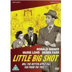 Little big man dvd filmer Little Big Shot