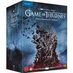 Game of thrones 8 dvd Filmer Game of Thrones - Complete Collection - Säsong 1-8 (Blu-ray) (33 disc)