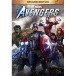 Marvel's Avengers Deluxe Edition Steam Key GLOBAL