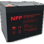 NPP Power 12 volts blybatteri 50Ah