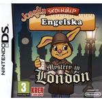 Nintendo DS - Josefin Skolhjälp : Engelska - Mystery in London