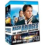 Miami vice complete collection Filmer Nash Bridges//The Complete Collection [Blu-ray]