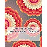 Bill large Böcker Monthly Bill Organiser and Planner (Budget Planning Journal (Extra Large))