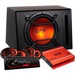 GAS GMA151 MED GAS ALPHA112 & GAS BEAT-HÖGTALARE