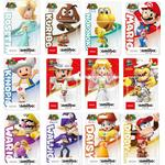 Nintendo Amiibo Switch 3DS WII U NFC Mario Princess Wedding Mario Kart 8 Peach Yoshi Hobbies Model Action Toy Figures Toy Gifts