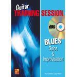 Guitar Training Session: Blues Solos & Improvisation (Book/CD)