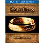 Lord led Filmer Lord of the Rings Trilogy [Blu-ray] [US Import]