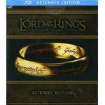 Lord of the Rings Trilogy - Extended Edition (6-disc Blu-ray + 9-disc DVD)