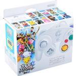 Nintendo GameCube Controller - Super Smash Bros Edition (Wii U) (White)