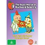The Busy World of Richard Scarry ~ The Best Birthday Present Ever! (PAL) (REGION 4)