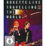 Roxette dvd Filmer Roxette - Live - Travelling the world (Blu-ray+CD)