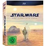 Star Wars - The Complete Saga (BR) 9Disc [Import germany]