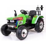 Elbil Traktor Harris 12V - Grön