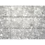Klinker Volcano grey matt 9,7x9,7cm