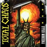 Total Chaos - Freedom Kills - CD, Concrete Jungle Records