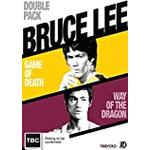 Bruce lee way of the dragon Filmer Bruce Lee Double Pack (Game of Death / Way of the Dragon) (2DVD)