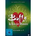 Buffy complete Filmer Buffy - Complete Box