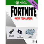 Fortnite - Metal Team Leader Pack (Xbox One) - Xbox Live Key - EUROPE