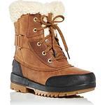 Sorel Women's Tivoli Iv Parc Shearling Waterproof Cold Weather Boots