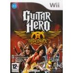 Nintendo Wii - Guitar Hero: Aerosmith