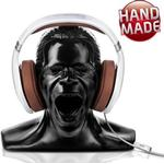 Oehlbach scream Hörlurar och Gaming Headsets Oehlbach Hörlursställ Scream - Vit